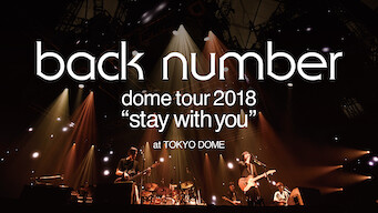 """back number dome tour 2018 """"stay with you"""""""